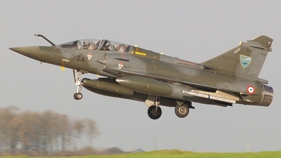 650 - Dassault Mirage 2000D - France - Air Force