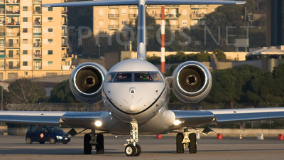 M-MMAS - Bombardier BD-700-1A10 Global Express XRS - Jana Aviation
