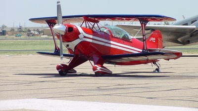 N260PK - Pitts S-2B - Private
