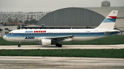 F-GGEC - Airbus A320-111 - Air Inter