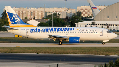 F-GIXG - Boeing 737-382(QC) - New Axis Airways