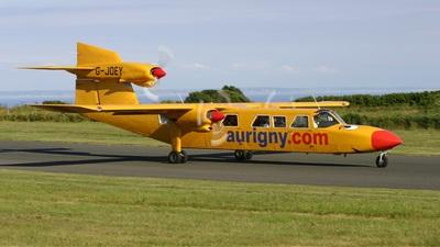 G-JOEY - Britten-Norman BN-2A Mk.III-2 Trislander - Aurigny Air Services
