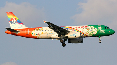 B-6639 - Airbus A320-232 - China Eastern Airlines
