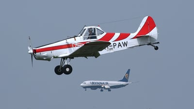 PH-PAW - Piper PA-25-235 Pawnee  - Private