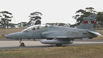 A27-24 - British Aerospace Hawk Mk.127 Lead-In Fighter - Australia - Royal Australian Air Force (RAAF)