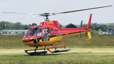 G-ORKY - Aérospatiale AS 350B2 Ecureuil - London Helicopter Centre