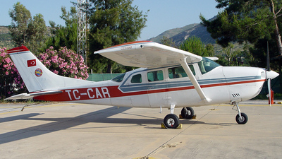 TC-CAR - Cessna U206G Stationair - Turkey - Turkish Aeronautical Association