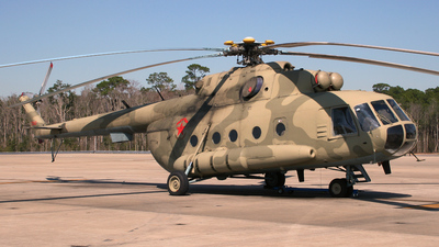 12343 - Mil Mi-8 Hip - United States - US Air Force (USAF)
