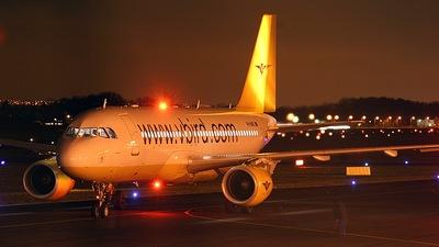 PH-BMC - Airbus A320-214 - V Bird Airlines
