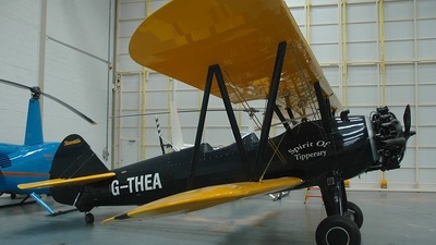 G-THEA - Boeing E75 Stearman - Private