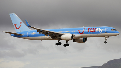 SE-RFP - Boeing 757-204 - TUIfly Nordic