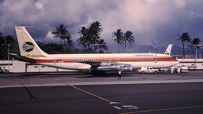 N17324 - Boeing 707-324C - Continental Airlines