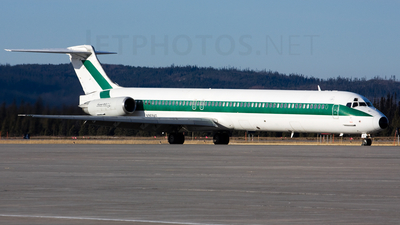 N969AG - McDonnell Douglas MD-82 - Private