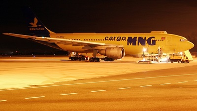 TC-MNC - Airbus A300F4-203 - MNG Airlines