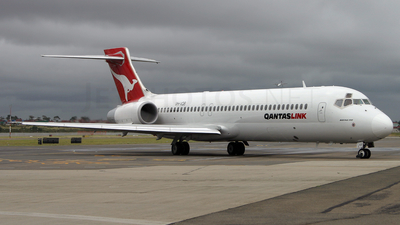 VH-VQB - Boeing 717-2BD - QantasLink (Impulse Airlines)