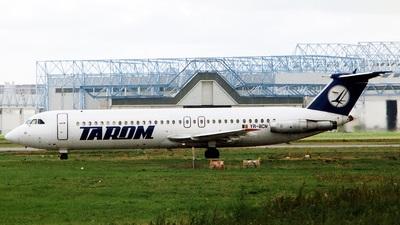 YR-BCN - British Aircraft Corporation BAC 1-11 Series 525FT - Tarom - Romanian Air Transport