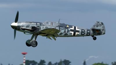 D-FMBB - Messerschmitt Bf 109G-6 - Private