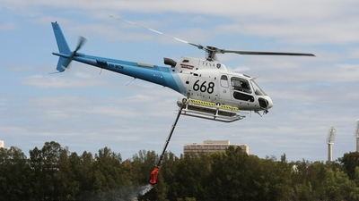 VH-WCN - Eurocopter AS 350B3 Ecureuil - Helicopters Australia
