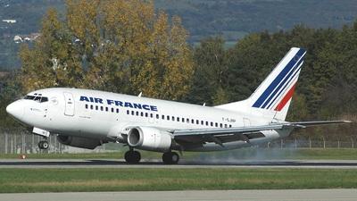F-GJNP - Boeing 737-5H6 - Air France