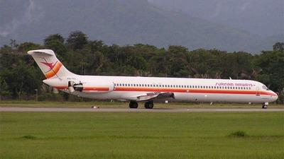 PZ-TCL - McDonnell Douglas MD-82 - Surinam Airways