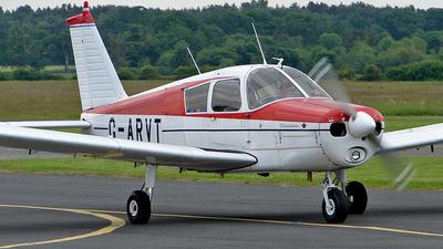 G-ARVT - Piper PA-28-160 Cherokee - Private
