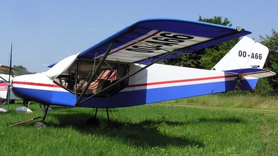 OO-A66 - Rans S-6ES Coyote II - Private
