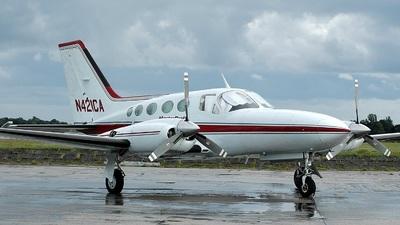 N421CA - Cessna 421C Golden Eagle - Private