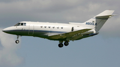 N800LR - Raytheon Hawker 800XP - Private