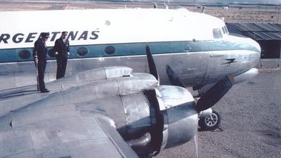 LV-AFD - Douglas C-54A Skymaster - Aerolíneas Argentinas