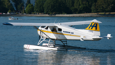 C-FFHQ - De Havilland Canada DHC-2 Mk.I Beaver - Harbour Air