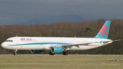 G-OOAI - Airbus A321-211 - Air 2000