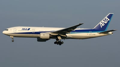JA710A - Boeing 777-281(ER) - All Nippon Airways (ANA)