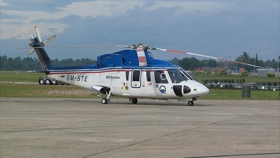 9M-STE - Sikorsky S-76 - MHS Aviation