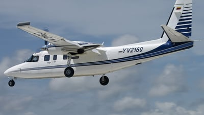YV2160 - Rockwell 690B Turbo Commander - Private