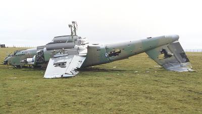 A-506 - FMA IA-58A Pucará - Argentina - Air Force