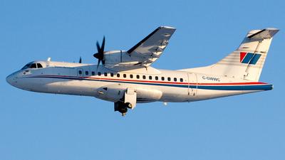A picture of CGWWC - ATR 42300 - Transwest Air - © Matt Willems
