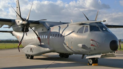 T.21-10 - CASA C-295M - Spain - Air Force