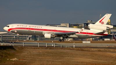 N803DE - McDonnell Douglas MD-11 - World Airways