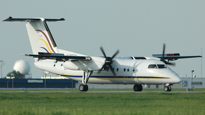 C-FCWP - Bombardier Dash 8-102 - North Cariboo Air