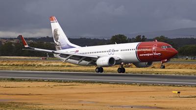 LN-NOI - Boeing 737-86N - Norwegian