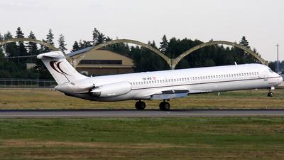 OE-IKB - McDonnell Douglas MD-83 - MAP Executive Flight Service