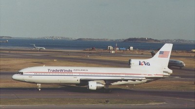 N826CR - Lockheed L-1011-50 Tristar - TradeWinds Airlines