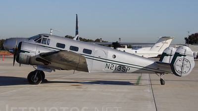 N213SP - Beech C-45H Expeditor - Private