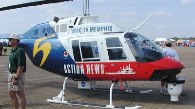 A picture of N53Q - Bell 206B - [4035] - © Gregg Stansbery