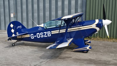 A picture of GOSZB - Pitts S2B Special - [5200] - © Brian Whitelegg