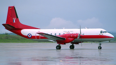 XS643 - Hawker Siddeley Andover C.1 - United Kingdom - Royal Air Force (RAF)