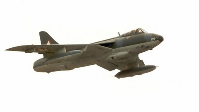 G-BWOU - Hawker Hunter F58A - Private