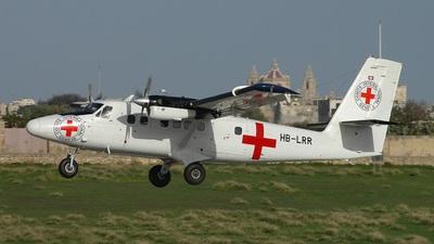 A picture of HBLRR - De Havilland Canada DHC6300 Twin Otter - Zimex Aviation - © Malcolm Bezzina