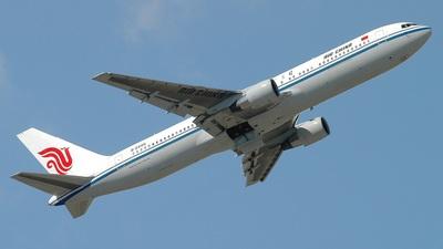 B-2496 - Boeing 767-3Q8(ER) - Air China