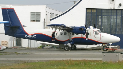 C-GHAZ - De Havilland Canada DHC-6-300 Twin Otter - Harbour Air